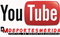 Canal Youtube de Deportesmerida